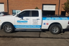 RAM vinyl lettering and graphics (2)